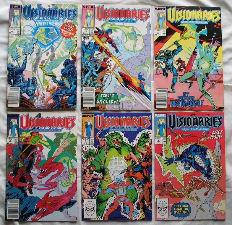 Cartoon Comics Lot